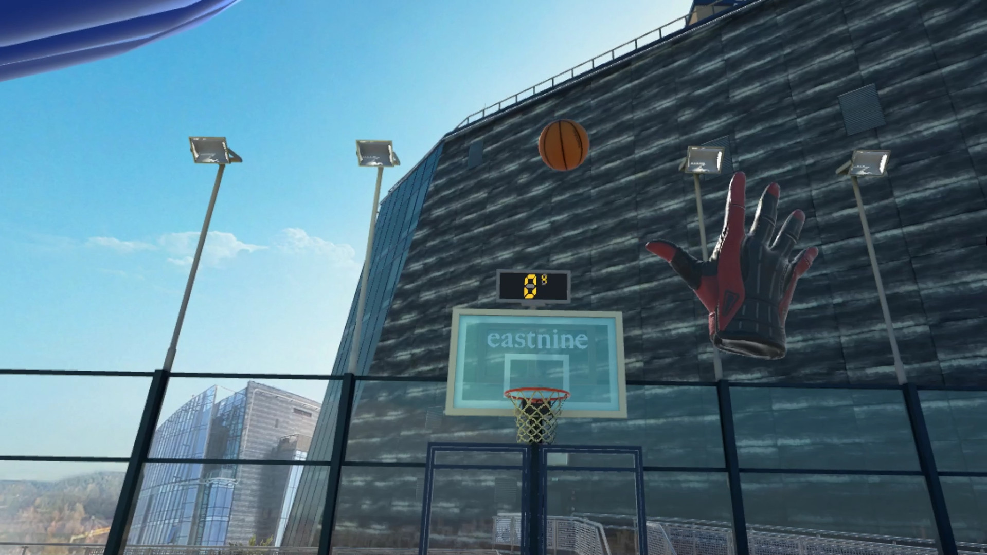 VR Basketball